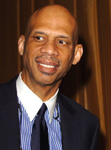 Actor Kareem Abdul-Jabbar