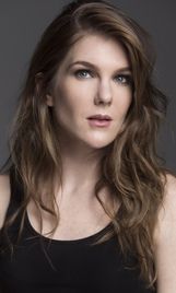 Actor Lily Rabe