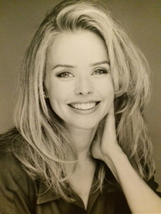 Actor Kristina Wagner