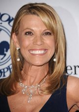 Actor Vanna White