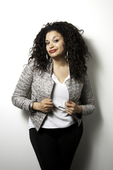 Actor Michelle Buteau