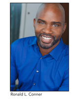 Actor Ronald L. Conner