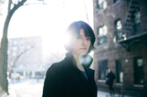 Actor Sharon Van Etten