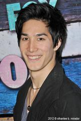 Actor Cole Horibe