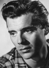 Actor Dirk Bogarde
