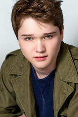 Actor Brendan Chadd Thomas