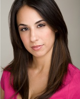 Actor Rebecca Delgado Smith