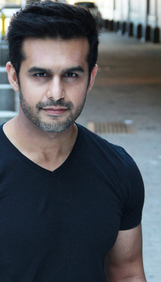 Actor Shezi Sardar