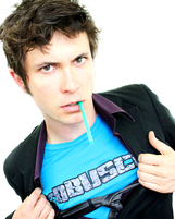 Actor Toby Turner