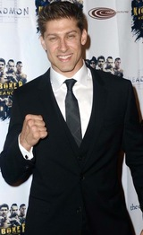 Actor Alain Moussi