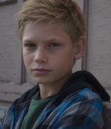 Actor Harrison Wittmeyer