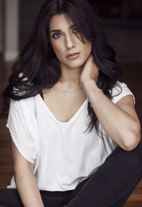 Actor Camillia Mahal