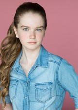 Actor Summer H. Howell