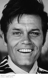Actor Jack Lord