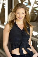 Actor Miriam McDonald