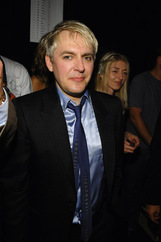 Actor Nick Rhodes