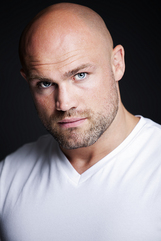 Actor Cathal Pendred