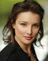 Actor Rikke Leigh