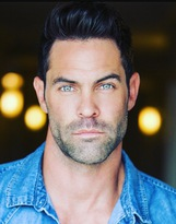Actor Jason-Shane Scott