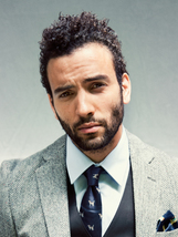 Actor Marwan Kenzari