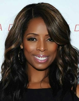 Actor Tasha Smith