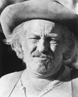 Actor Strother Martin
