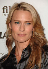 Actor Robin Wright Penn