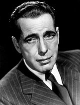 Actor Humphrey Bogart