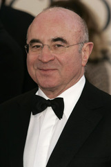 Actor Bob Hoskins