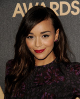 Actor Ashley Madekwe