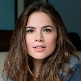 Actor Hayley Atwell