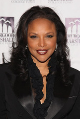 Actor Lynn Whitfield