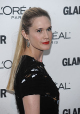 Actor Stephanie March
