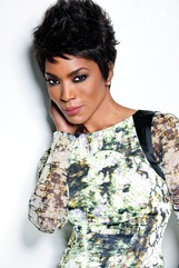 Actor Angela Bassett
