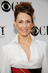 Actor Laurie Metcalf