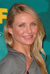 Actor Cameron Diaz