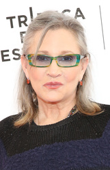 Actor Carrie Fisher