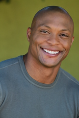 Actor Eddie George