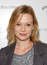 Actor Samantha Mathis