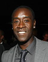 Actor Don Cheadle