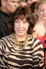 Actor Lily Tomlin