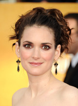 Actor Winona Ryder