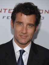Actor Clive Owen