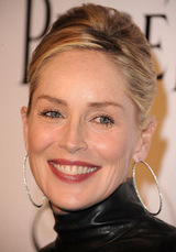 Actor Sharon Stone