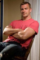 Actor Ray Stevenson