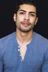 Actor Rick Gonzalez