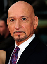 Actor Ben Kingsley