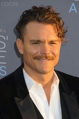 Actor Clayne Crawford