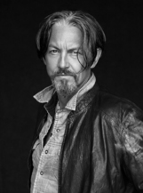 Actor Tommy Flanagan