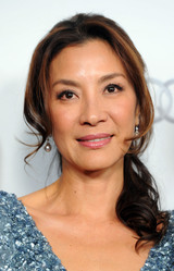 Actor Michelle Yeoh